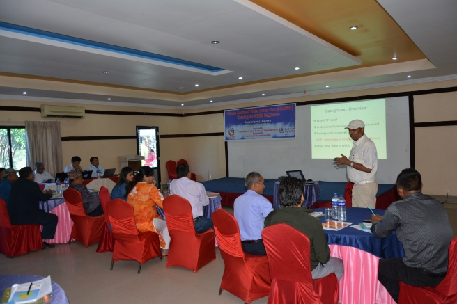 Climate-resilient​ water safety plan training for civil engineers, 2017
